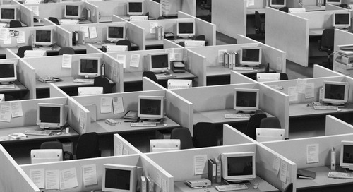 Office cubicles will not exist in the future  – and other trends to watch.
