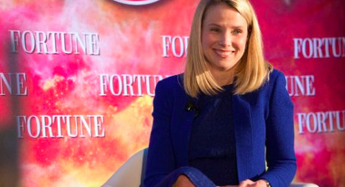 Dear Marissa Mayer, This Is How Much Maternity Leave You Should Take