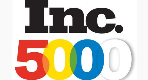 BTG's Inc. 5000 Three-Peat