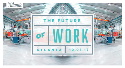 BTG At The Atlantic's Future of Work Summit