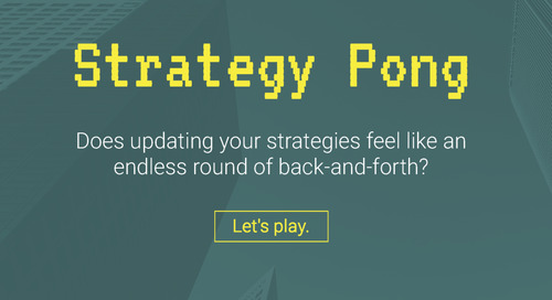 [GAME] Strategy Pong