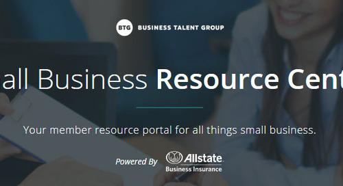 Gig Economy Benefits: Introducing the Allstate Business Shield for BTG