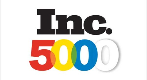 BTG Makes the Inc. 5000 List of the Fastest Growing Companies for 2015