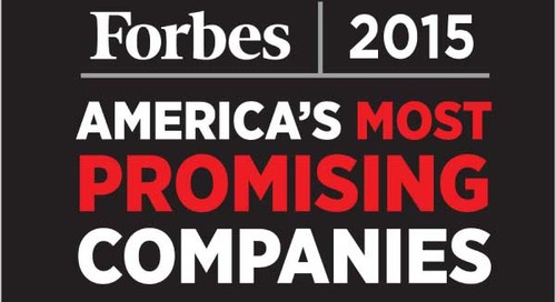 "Forbes Names Business Talent Group One of 100 ""Most Promising"" Companies"