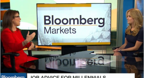 Job Advice for College Graduates, Millennials