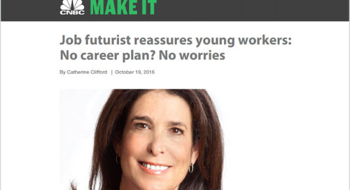 No Career Plan? No Worries.