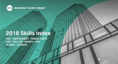 2018 Skills Index: How Global Business Leaders Are Closing The Skills Gap