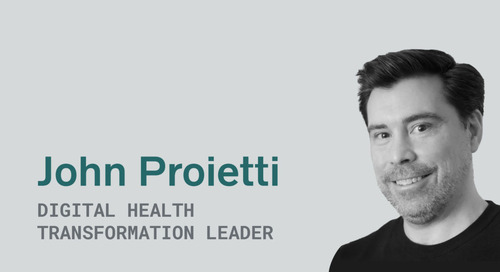 How To Drive Change at Big Companies: A Q&A With John Proietti