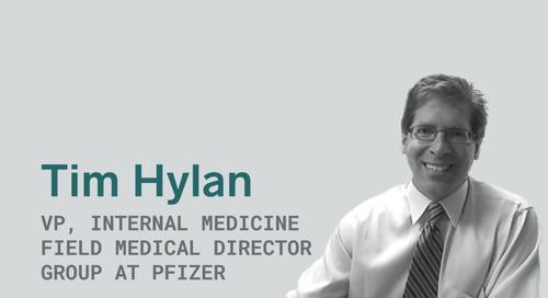 Why I Work With Freelance Pharma Consultants: Pfizer's Tim Hylan