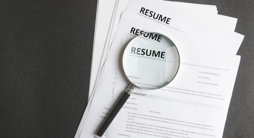 How to Screen Independent Consultant Resumes