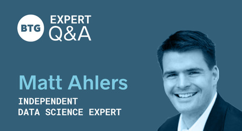 Driving Data Science Adoption: A Q&A With Matt Ahlers
