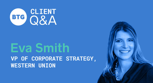 Why I Work With Independent Strategy Consultants: Western Union's Eva Smith