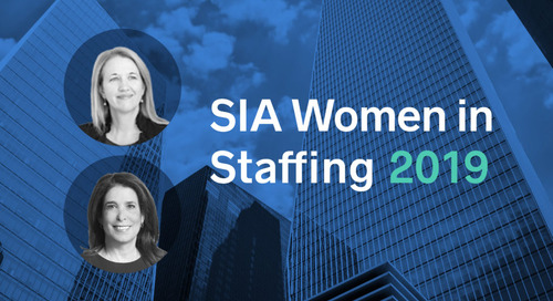 SIA 2019 Global Power 150 — Women In Staffing