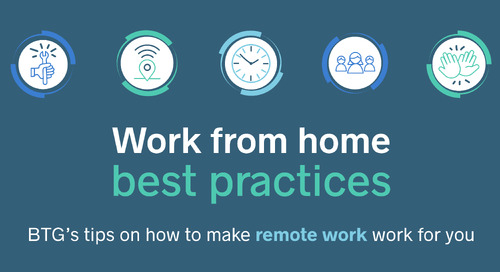 Work From Home Best Practices