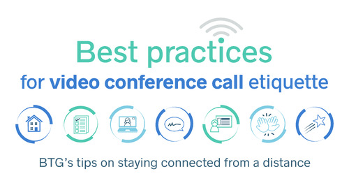 Best Practices for Video Conference Call Etiquette