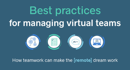 Best Practices for Managing Virtual Teams