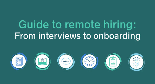 Guide to Remote Hiring: From Interviews to Onboarding