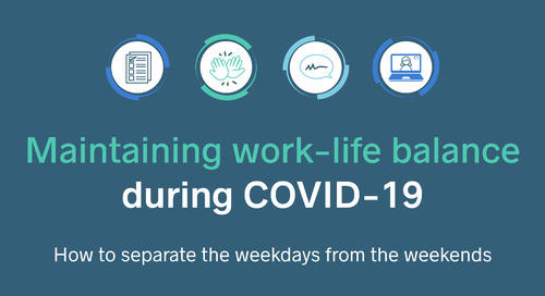 Maintaining work-life balance during COVID-19
