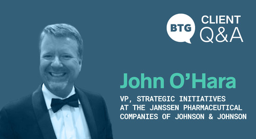 Ethical Decision-Making and Supply Chain Efficiency with Janssen's John O'Hara