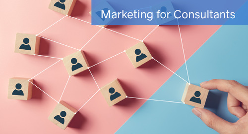 Marketing Tactics for Independent Consultants: Build Your Network