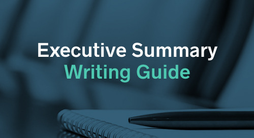 Executive Summary Writing Guide