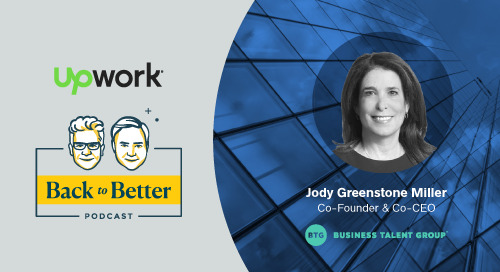 BTG's Co-CEO Jody Greenstone Miller on Adapting to the Challenges of 2020