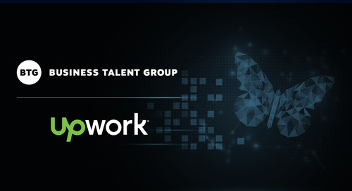 Digital Transformation Success with On-Demand Talent from Business Talent Group and Upwork