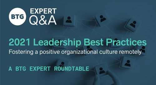 2021 Leadership Best Practices
