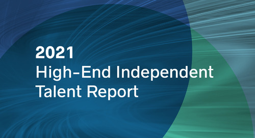 BTG Releases 2021 High-End Independent Talent Report