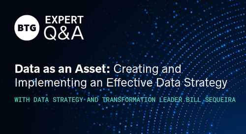 Data as an Asset: Creating and Implementing an Effective Data Strategy
