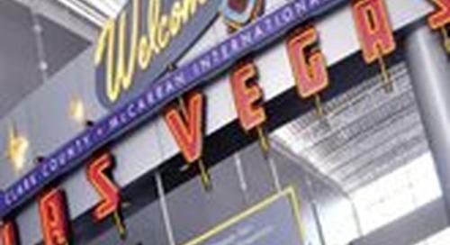 Best Airport for Business Travelers: Las Vegas McCarran