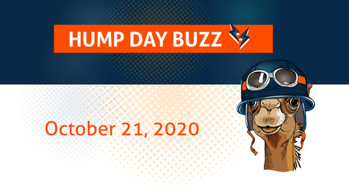 Hump Day Buzz for October 21, 2020