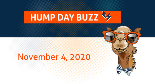 Hump Day Buzz for November 4, 2020