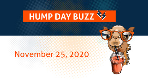 Hump Day Buzz for November 25, 2020