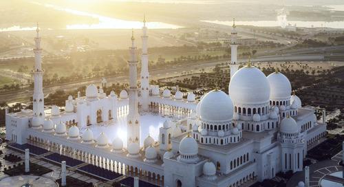 22 Masjid Paling Menawan di Dunia