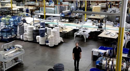 Waking up a sleepy California mattress company | How I Made It - Los Angeles Times