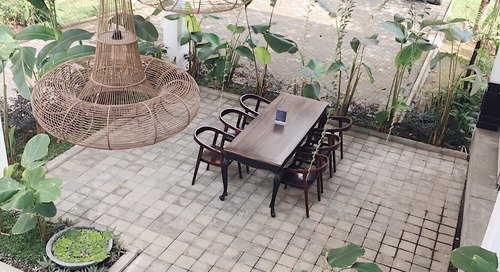Serupa Space: Tempat Nongkrong+Bermusik+Ngopi Bernuansa Alam di Bandung (recommended)