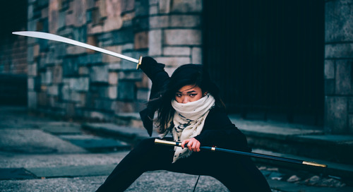 From Martial Arts to Product Design