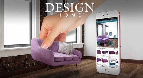 Tapjoy's App of the Month: Design Home by Glu Mobile