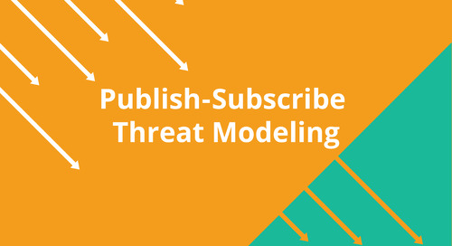 Publish-Subscribe Threat Modeling