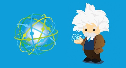 Salesforce Einstein's Jim Sinai on Bringing Artificial Intelligence to the Enterprise