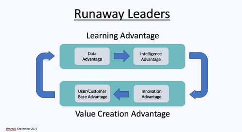 Learning Effects, Like Network Effects, Can Create Runaway Leaders