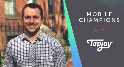 Tapjoy Talks featuring Mike Lisavich