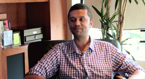 Sunil Rajaraman, SVP of Marketing at Replicon on Tackling Challenges as a Startup Moves Upmarket…