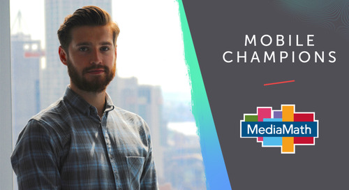 Tapjoy Mobile Champions: Harry Wilkins of MediaMath