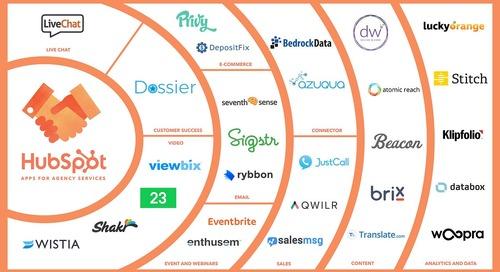 A New Program Creating Symbiotic Relationships Between HubSpot Agencies and App Developers