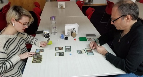 Promoting Culture Via Magic: The Gathering