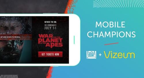 Mobile Champions: Vizeum & Fox Studios