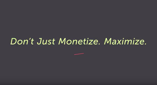 Monetization Best Practices: 4 Ways to Make More Money from Rewarded Video