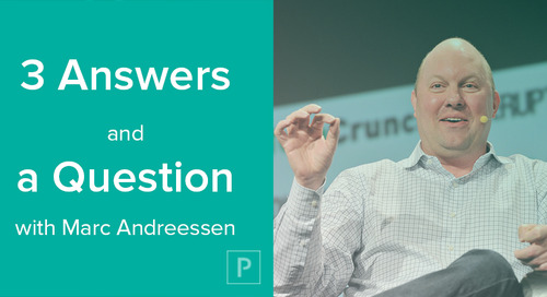 3 Answers and a Question with Marc Andreessen
